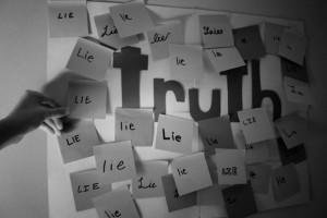 αληθεια ή ψέμα
