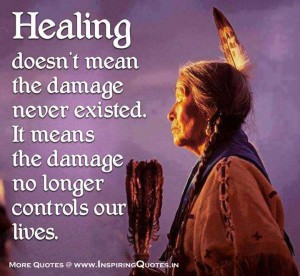 indian wise man with thoughts about healing