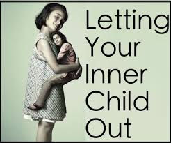 inner child lecture -child hold me ....me the grown up